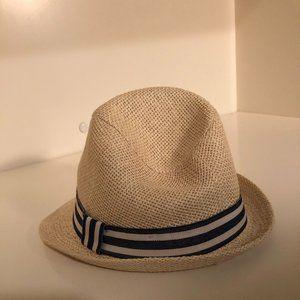H&M Baby Paper Straw Hat Size 4-6 months
